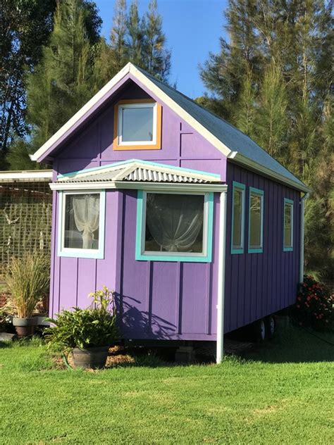 tiny house  sale tiny home  paradise big island