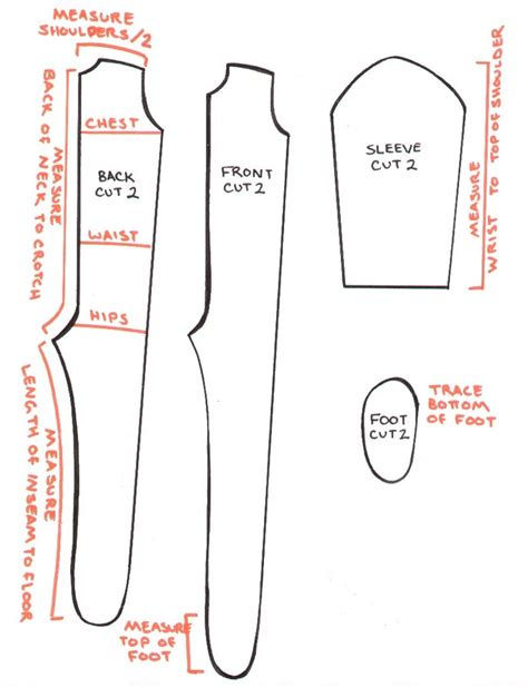pajama template 1000 ideas about pajama pattern on