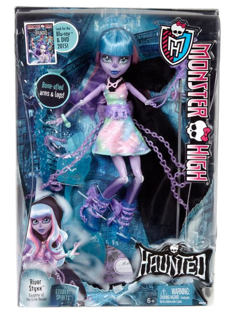 haunted high dolls names high haunted student spirits river styxx doll
