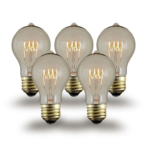 60 w light bulb buy 60w a19 vintage edison style filament bulbs novelty