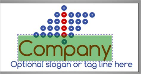 edit logo text help using the instant logo generator