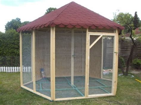 pavillon kleiner als 3m andys volierenbau gallerie