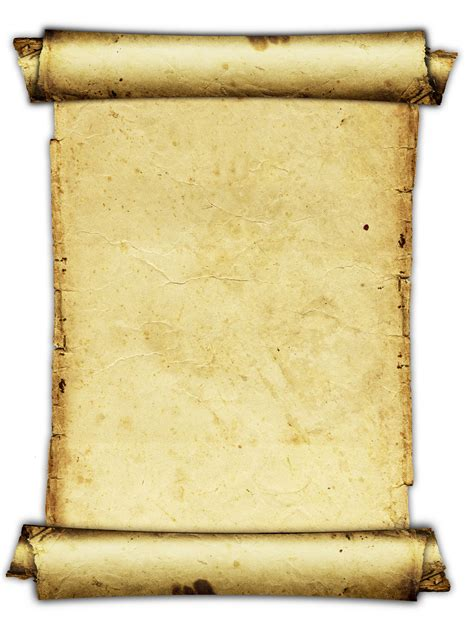 Old Paper Scroll Download Photo Texture Background Scroll Template