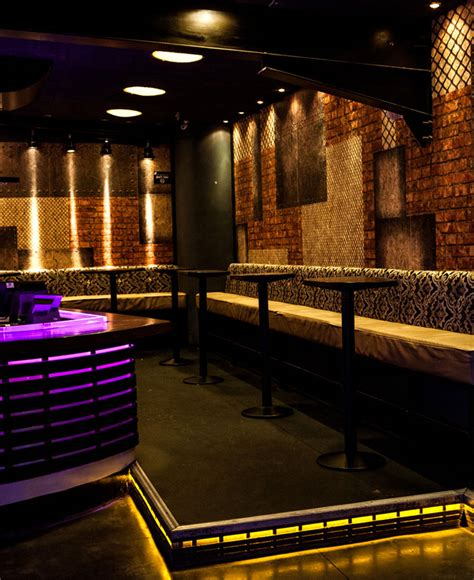 Nightclub Lighting Fixtures Cool Industrial Rustic Decor Of Forum Club Interiorzine