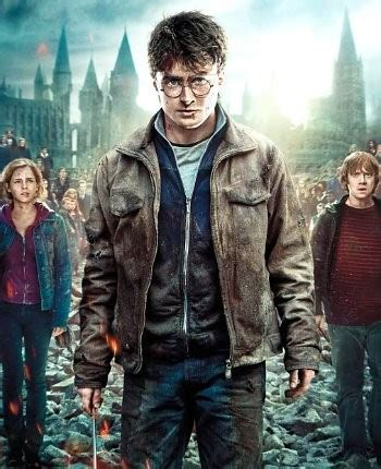 bioskop keren harry potter harry potter and the deathly hallows part ii premiere
