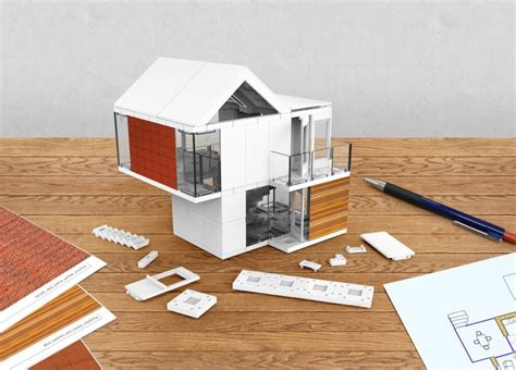 architectural model making kit pictures to pin on arckit architectural model kit 9 171 inhabitat green