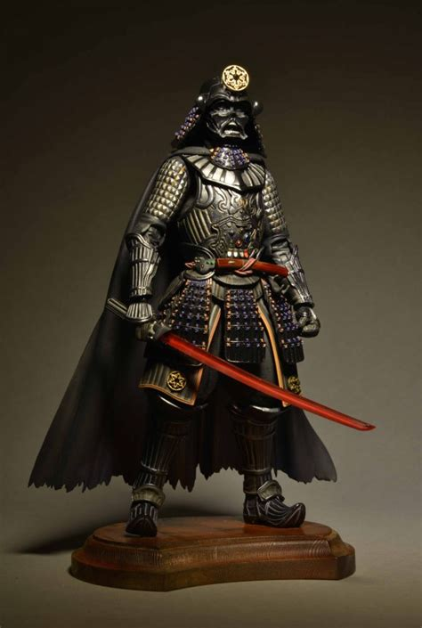 samurai vader a historical take on a favorite from a