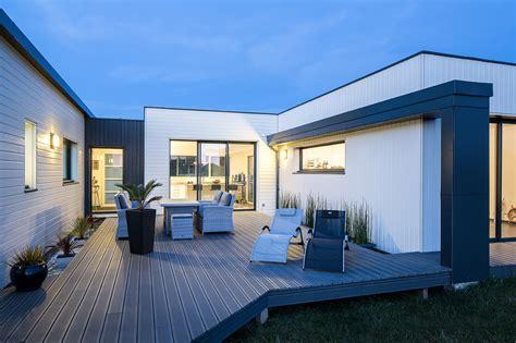 maisons nature et bois 4058 maisons nature bois de style contemporain la maison