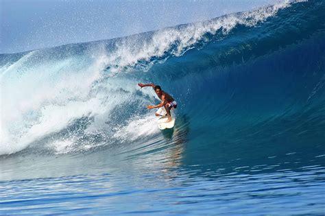 surfing  waves  teahupoo tahiti travel