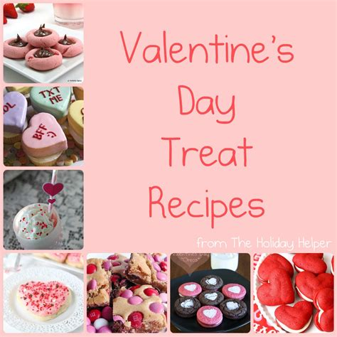 valentines recipes s day treat recipes the helper