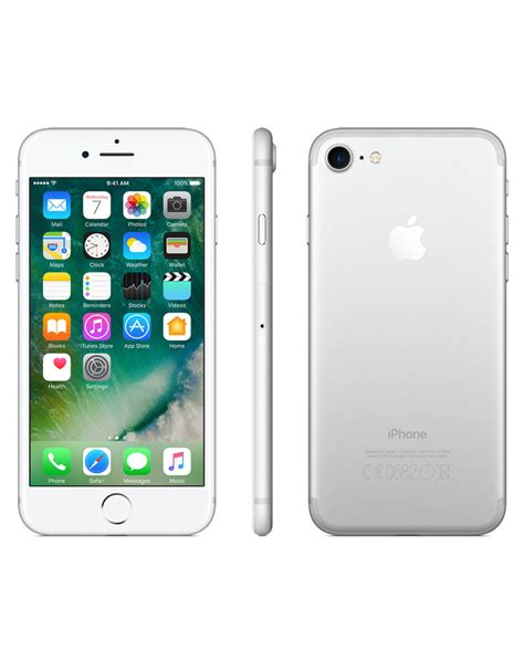 iphone 7 256gb silver iphone apple electronics accessories megastore