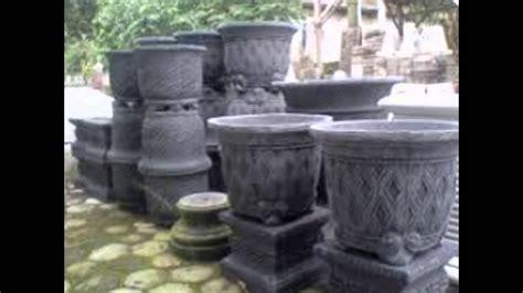 sel jual pot bunga kerajinan pot