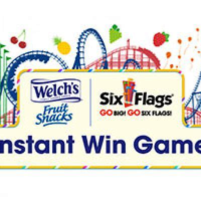 Win Six Flags Tickets Instantly - sweeps rewards oh yes it s free
