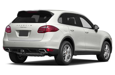suv porsche 2014 porsche cayenne price photos reviews features