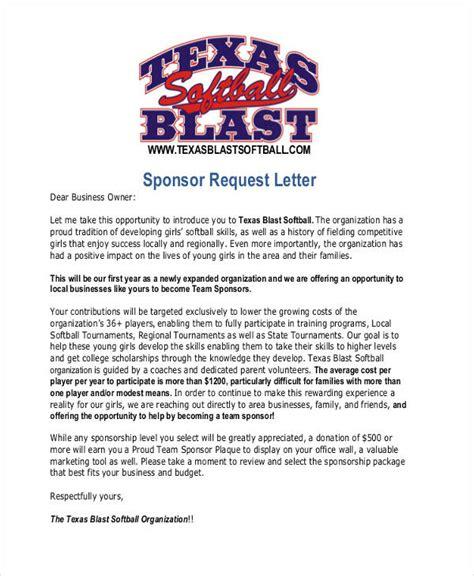 Fundraising Letter Closing sponsor request letter etame mibawa co