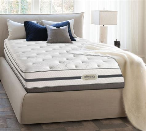 simmons beautyrest recharge classic ashaway plush mattress reviews goodbed