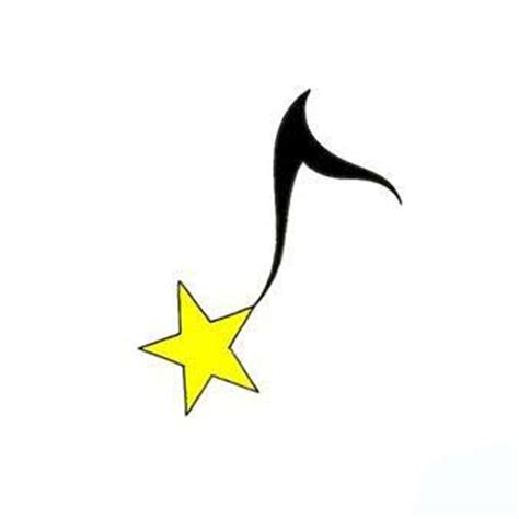 music star tattoo designs note design tattoowoo