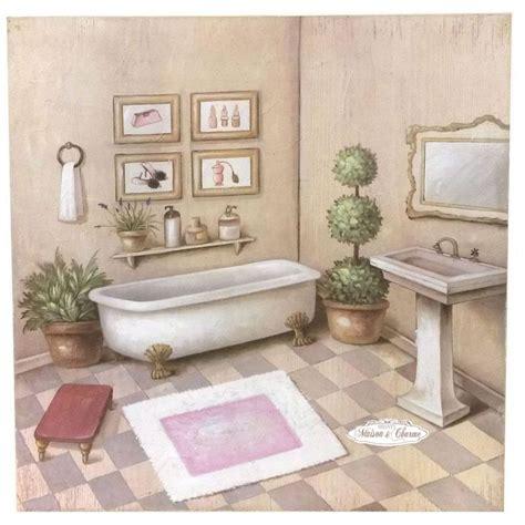 quadri per bagni quadro elise bagno shabby quadri