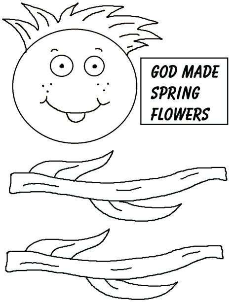 flower template spring flowers and templates on pinterest