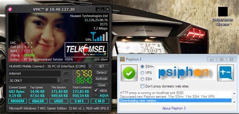 cara setting apn untuk sawer paket videomax internet unlimited dengan psiphon telkomsel sawer terbaru