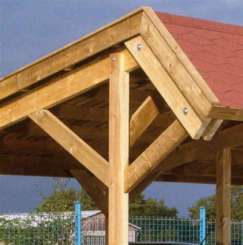 dachkonstruktion carport holz carport skanholz 171 harz 187 pultdach einzelcarport