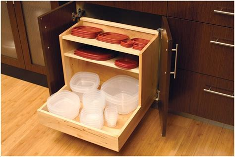 Kitchen Cabinet Storage Containers 15 Clever Tupperware Storage Solutions