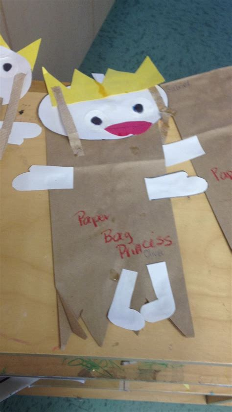 paper bag princess craft 65 best images about the paper bag princess on