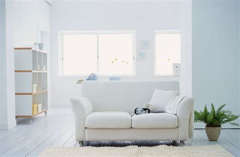 sofa interior simple interior ideas with white sofa