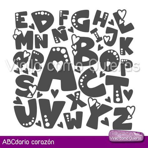 aleida nez calendario search results for abcedario con tipo de letras