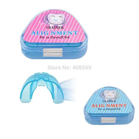 Trainer Ortho Trainer Alignment genuine orthodontic teeth trainer dental tooth correction alignment brace care whitening