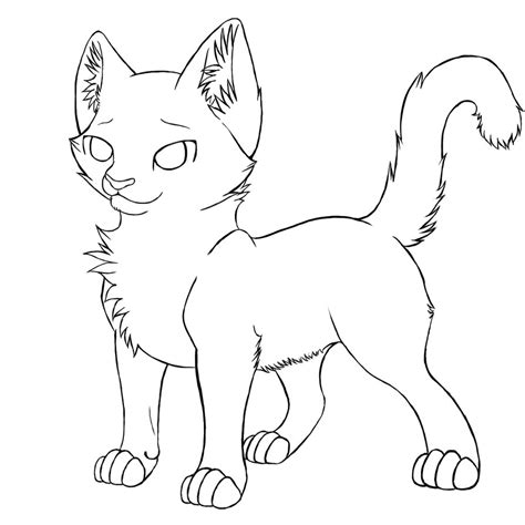 warrior cats coloring pages coloringsuitecom