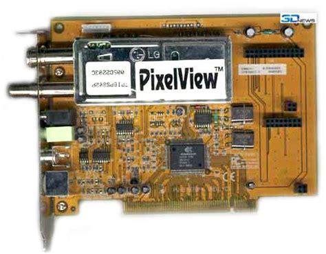 Vga Card Pixelview pixelview pv bt878p w fm driver
