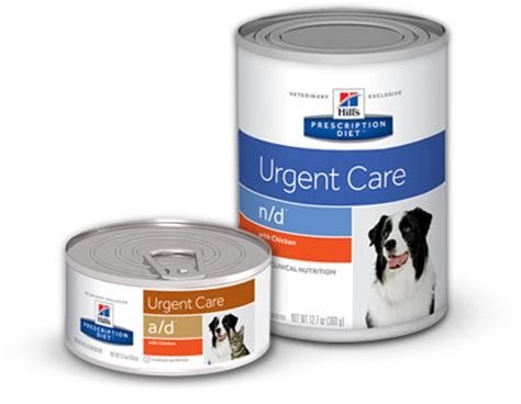 Prescription Diet Urgent Care Ad With Chicken 156gr Low Price hill s prescription diet a d urgent care with chicken canned cat food 5 5 oz of 24
