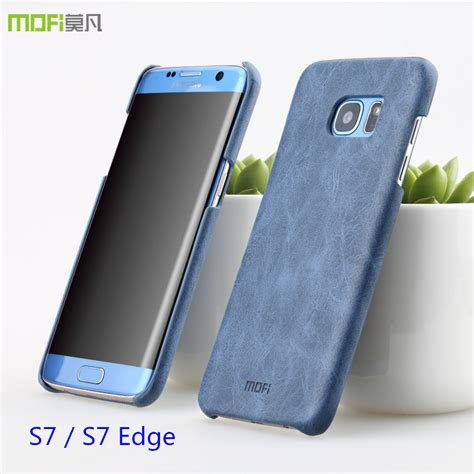 Mofi Leather Samsung Galaxy On7 for samsung galaxy s7 edge galaxy s7 cover pu