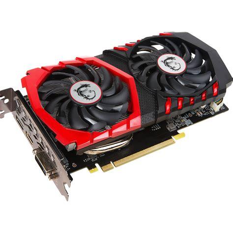 Msi Gtx 1050ti Gaming X 4 Gb by Msi Nvidia Geforce Gtx 1050 Ti Gaming X 4g 4 Gb Gddr5 128