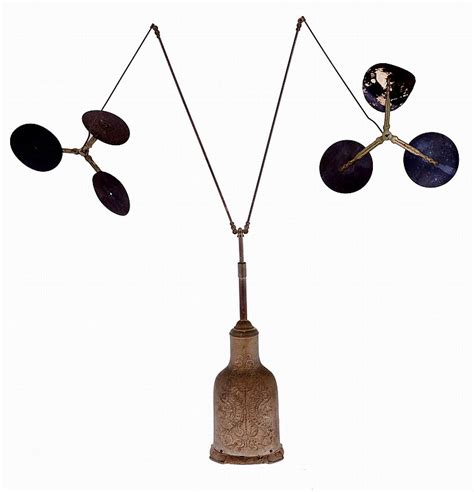 cast metal mechanical shoo fly swatter with pair o