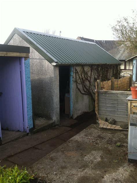 asbestos garage roof replacement leeds garage roofing leeds flat roof