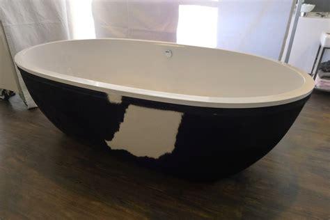 badewannen abverkauf badewanne one mit kuhfell bogisch