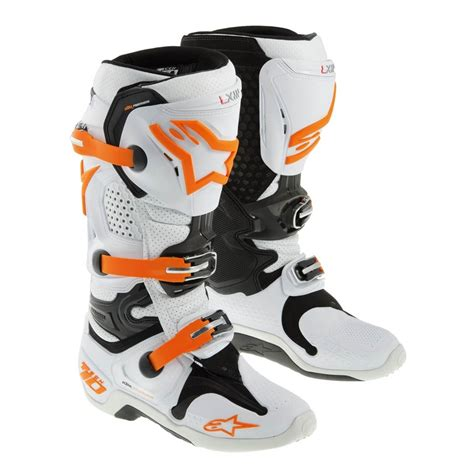 Sepatu Cross Alpinestar Tech 3 aomc mx ktm tech 10 boot by alpinestars