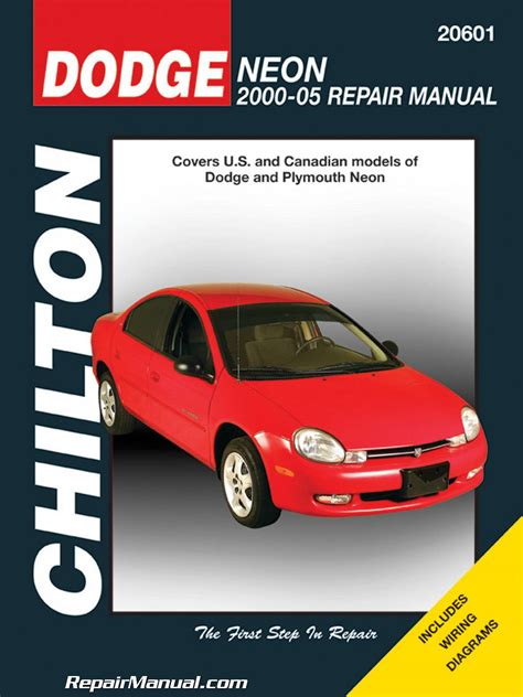 old cars and repair manuals free 2000 dodge dakota instrument cluster dodge neon 2000 2005 chilton car repair manual