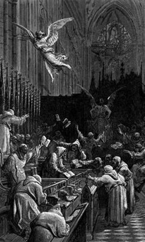 Images from Gustave Doré's illustrations to The Crusades