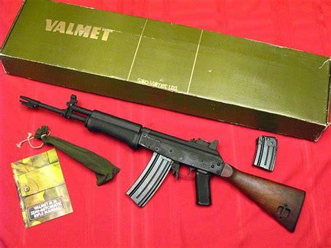 Valmet M76 For Sale Valmet M76 223 Remington Wood Stock Pre Ban Assault