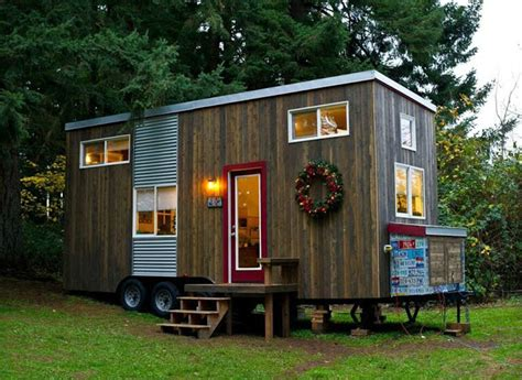 tiny home builders oregon tiny house town rustic diy tiny house in oregon 144 sq ft