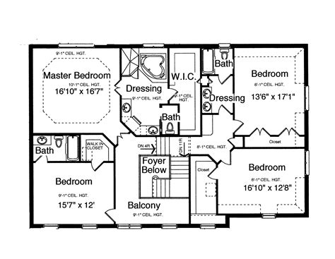 house plans with big bedrooms print this floor plan all plans big bedroom house