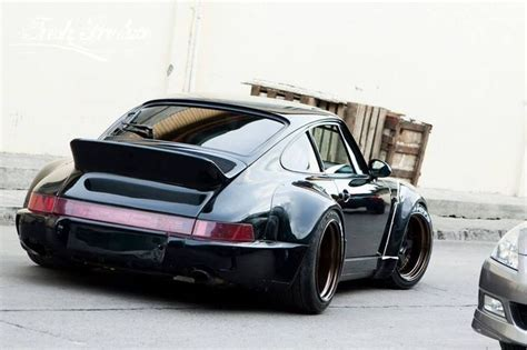 widebody porsche 911 911 964 widebody duckbill euro pinterest pictures