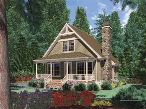 Small House Plans Porches Cottage Cabin House Plans Small Cabin House Plans With