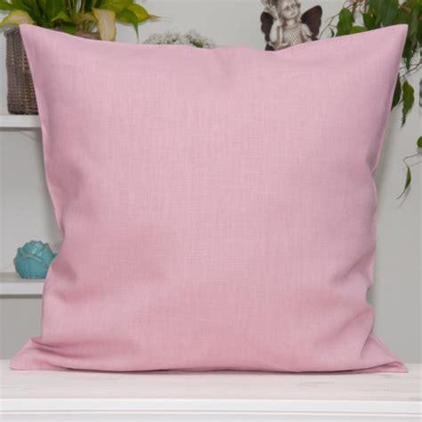 kissen rosa kissenh 252 lle ramie rosa neckels living de onlineshop