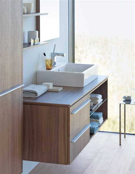 Duravit Delos Bathroom Furniture Designed By Eoos Duravit Duravit Bathroom Furniture