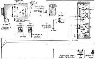 wiring diagram of chrysler external voltage regulator html autos post