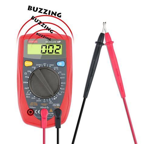 test de diode avec multimetre multim 232 tre etekcity uni t ut33d un bon voltm 232 tre d entr 233 e de gamme